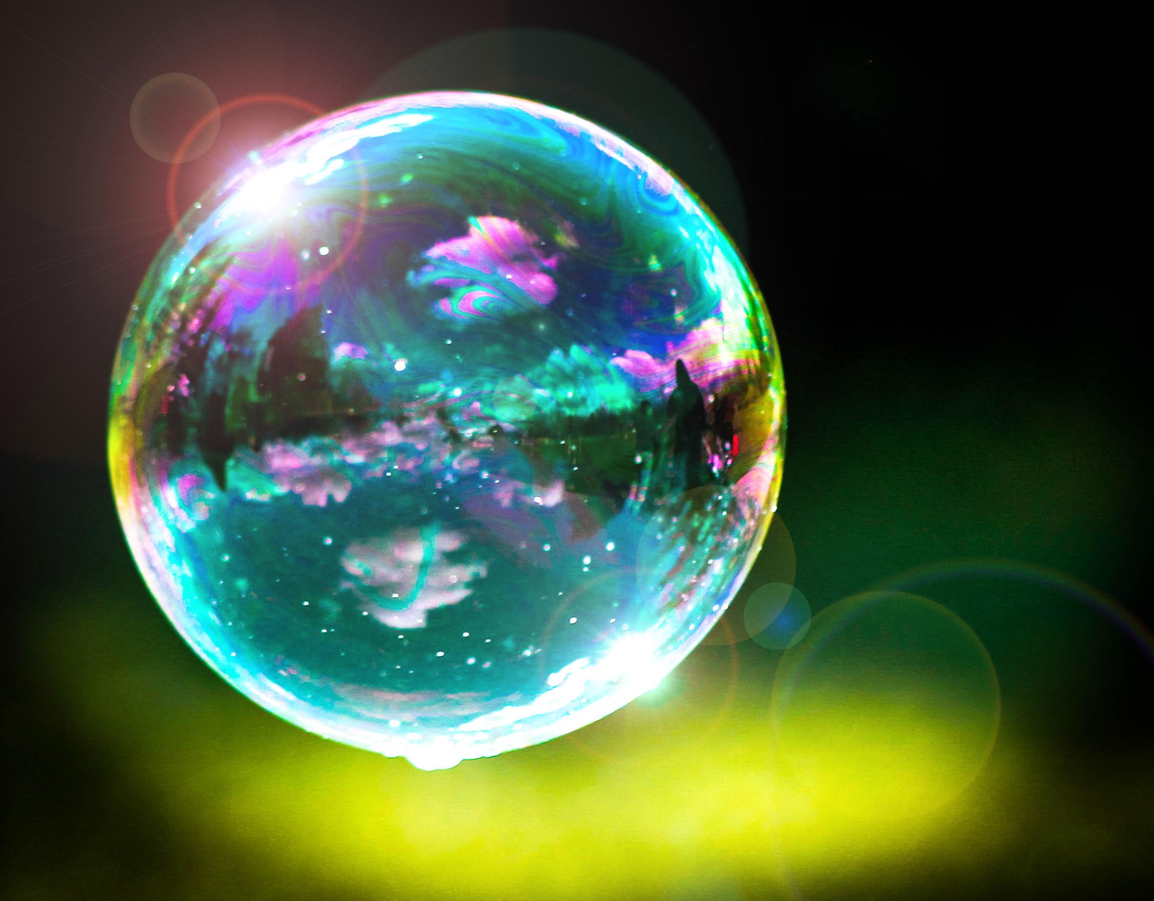 BubbleMagicFlares